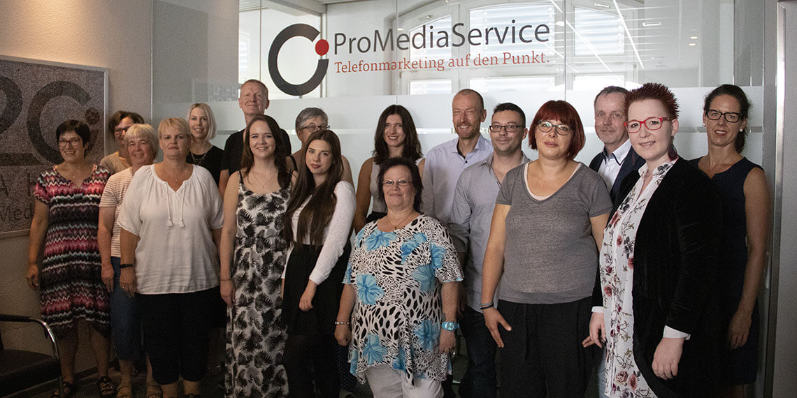Das Pro Media Service Team